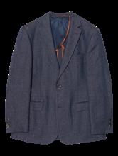 Bild von Veston im Custom Fit mit Micro-Muster