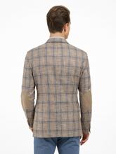 Image sur Veston Tailored Fit à carreaux