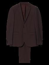 Bild von Anzug 2-teilig mit Micro-Print