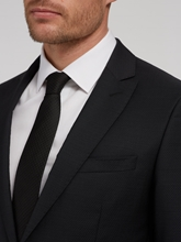 Image sur Anzug 2-teilig im Slim Fit mit Struktur