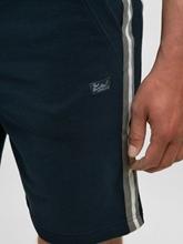 Bild von Sweatshorts mit seitlichen Streifen