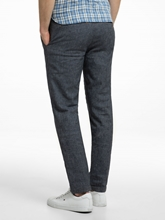 Image sur Pantalon chino denim