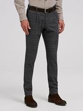 Image sur Pantalon chino à carreaux