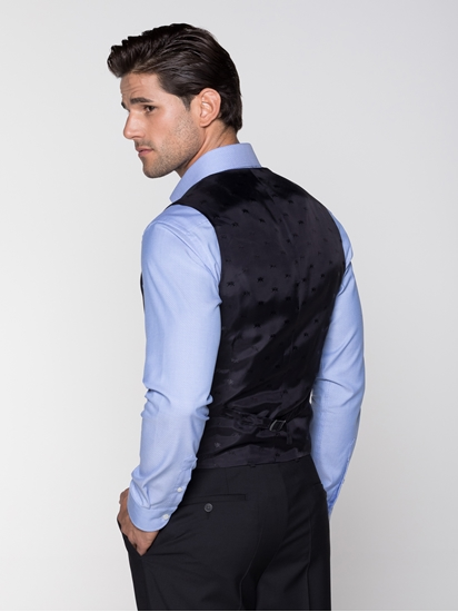 Image sur Gilet slim fit
