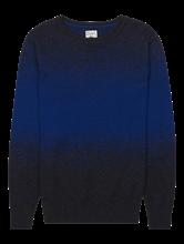 Bild von Pullover im Slim Fit mit Farbverlauf