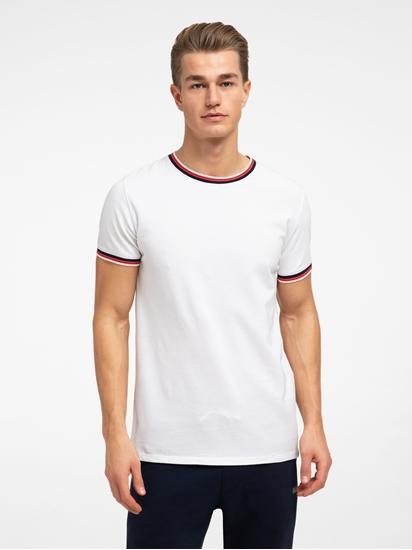 Bild von T-Shirt aus Piqué im Slim Fit
