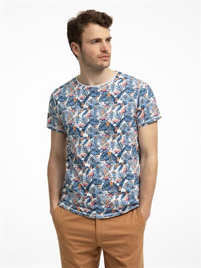 Bild von T-Shirt mit Print