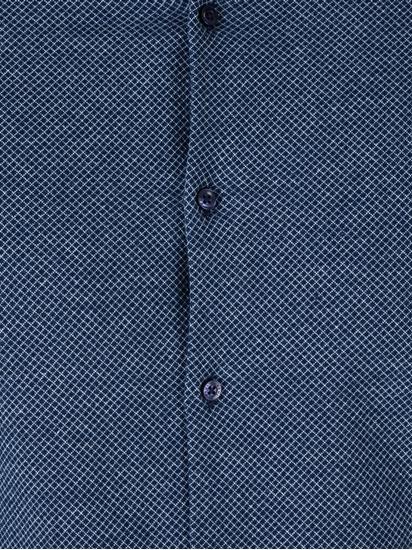 Bild von Jersey Hemd im Slim Fit mit Micro-Muster