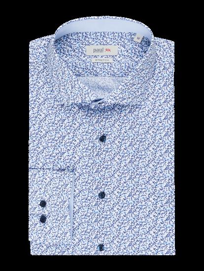 Bild von Hemd im Slim Fit mit Blumen-Print