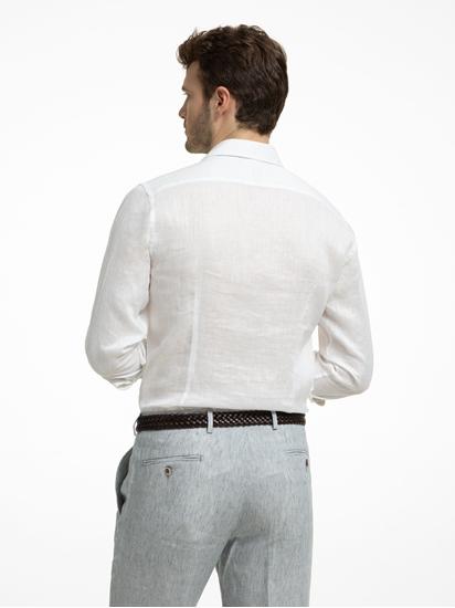 Bild von Hemd aus Leinen im Slim Fit