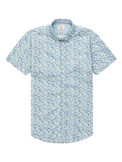 Bild von Hemd im Slim Fit mit Print