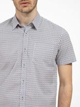 Bild von Hemd mit Print im Custom Fit