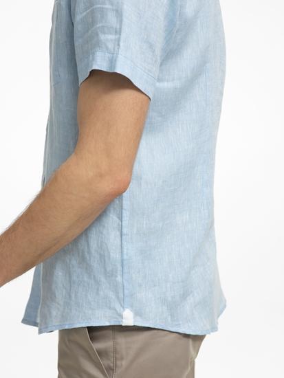 Image sur Chemise Slim Fit en lin