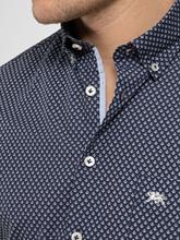 Bild von Hemd mit Micro-Print