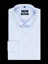 Bild von Hemd im Custom Fit mit Micro-Muster