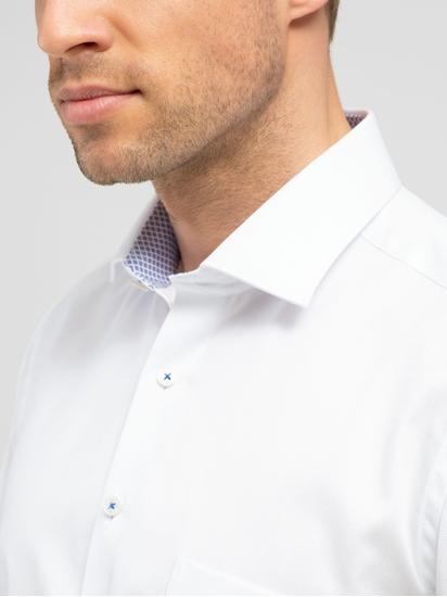 Image sur Chemise Custom Fit texturé