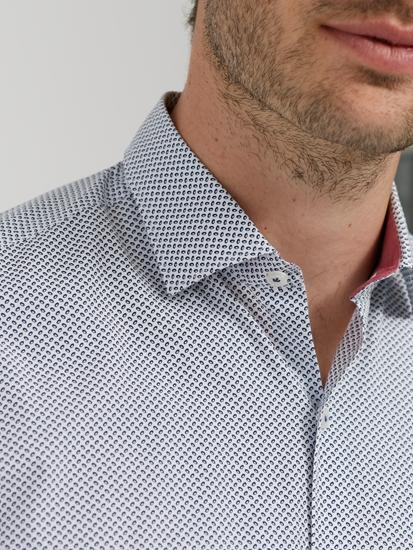 Bild von Hemd im Extra Slim Fit mit Print
