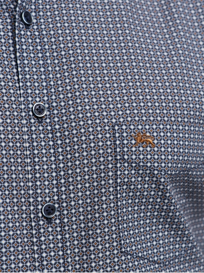 Bild von Hemd im Custom Fit mit Print
