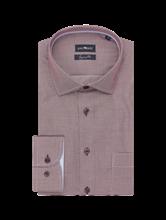 Image sur Chemise Custom Fit à micro-motif