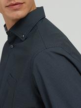 Image sur Chemise Custom Fit avec micro imprimé