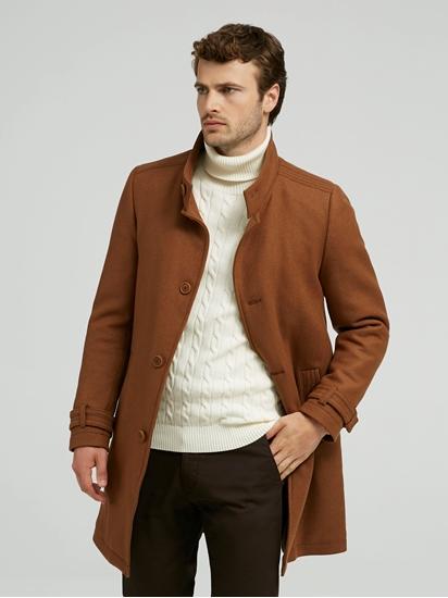 Image sur Manteau avec coutures décoratives