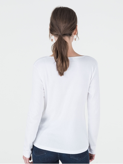 Image sur Shirt manches longues Basic