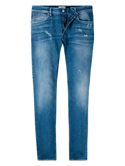 Image sur Jean Destroyed Slim Fit UNITY