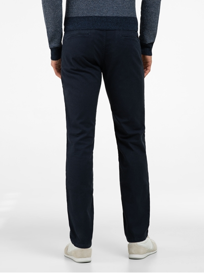 Image sur Pantalon chino  Slim Fit structuré