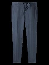 Image sur Pantalon chino Slim Fit à micro-motif
