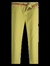 Bild von Chinohose im Super Slim Fit mit Gürtel MOTT