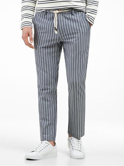 Image sur Pantalon chino à rayures WARREN