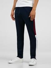 Image sur Pantalon sweat avec logo et rayures latérales