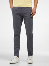 Image sur Pantalon  Skinny Fit avec micro motif BRYAN