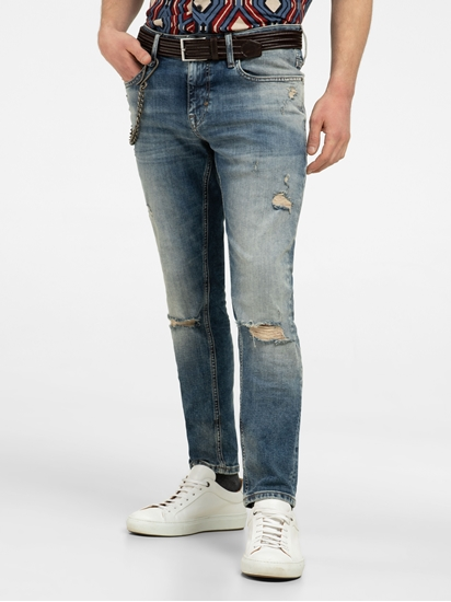 Image sur Jean destroyed  Tapered Fit IGGY