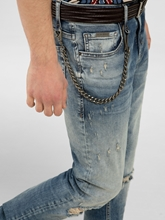 Bild von Destroyed Jeans im Tapered Fit IGGY