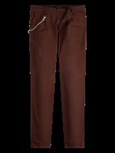 Image sur Pantalon structuré avec pendentif
