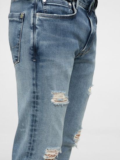 Image sur Jeans destroyed Tapered Fit STANLEY