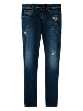 Image sur Jean Destroyed Slim Fit ANBASS