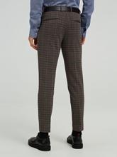 Image sur Pantalon Slim Fit à carreaux MOTT