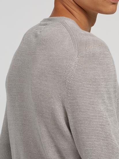 Image sur Pullover en lin