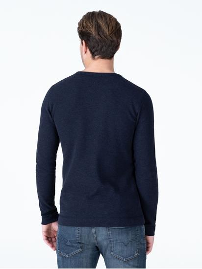 Bild von Shirt im Slim Fit mit Struktur