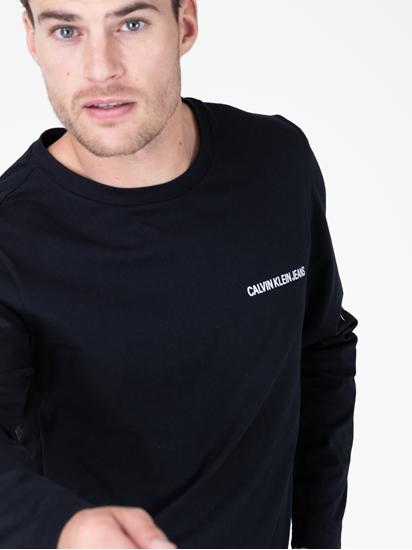 Bild von Shirt mit Logo-Print