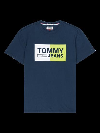 Bild von T-Shirt im Regular Fit mit Logo-Print