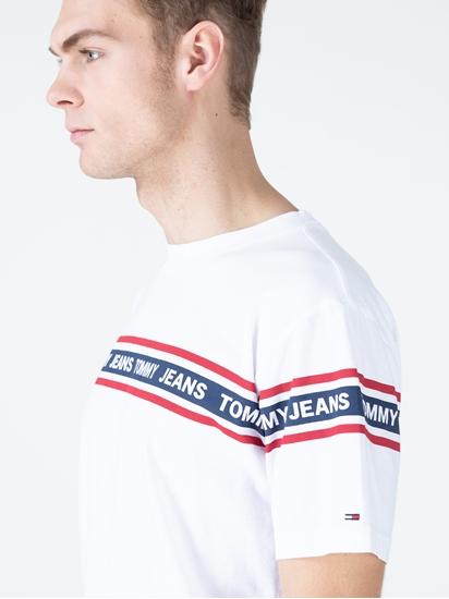 Bild von T-Shirt im Relaxed Fit mit Logo-Print