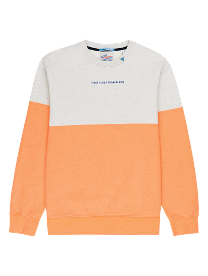 Bild von Sweatshirt in Colourblock-Optik