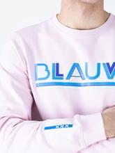 Bild von Sweatshirt mit Logo-Tape
