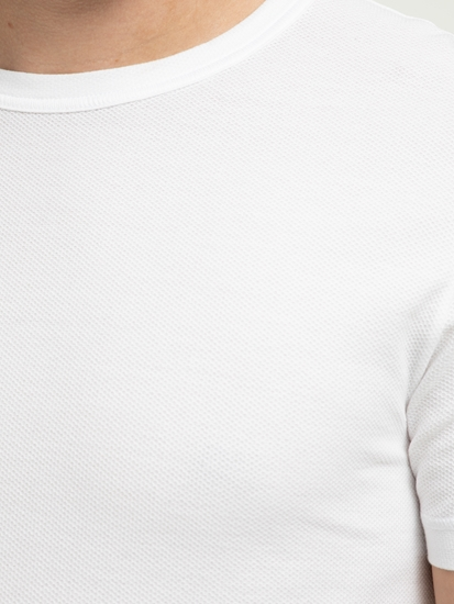 Bild von T-Shirt mit Struktur