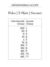 Bild von Polo-Shirt mit Netzeinsatz und Logo