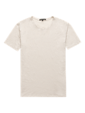 Bild von T-Shirt aus Leinen CARLO