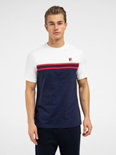 Bild von T-Shirt in Colourblock-Optik